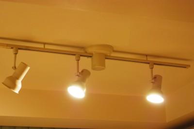 白熱電球の生産中止で調光器付き照明が困ったことに