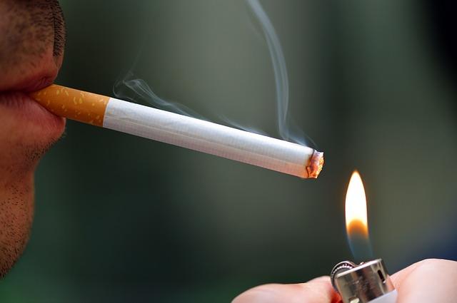 タバコの増税と禁煙