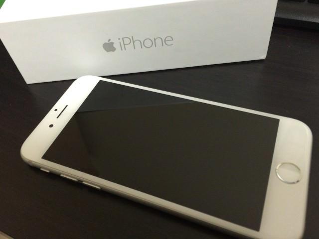 ドスパラでdocomo iPhone6中古白ロムを入手