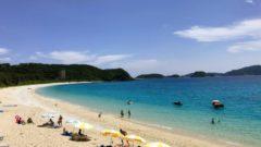 ウミガメにも会えた!沖縄・座間味島にシュノーケリング旅行