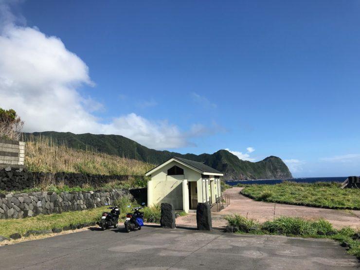 ヤケンヶ浜海水浴場設備